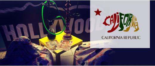 """Кальянный клуб """"Калифорния"""""""