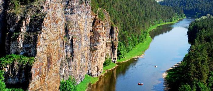 Урал и Башкирия, сплав по реке: Ай, Чусовая, Агидель, Реж, Серга