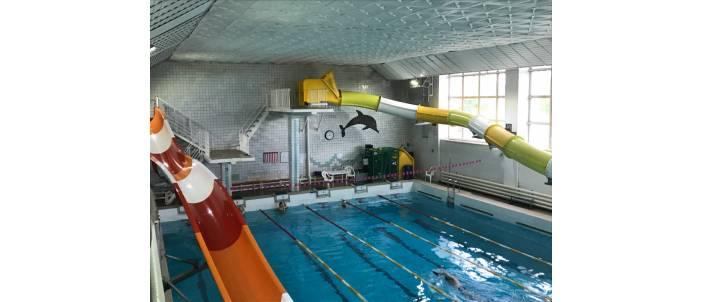 Акция скидка на абонимент 20% на посещение плавательного бассейна
